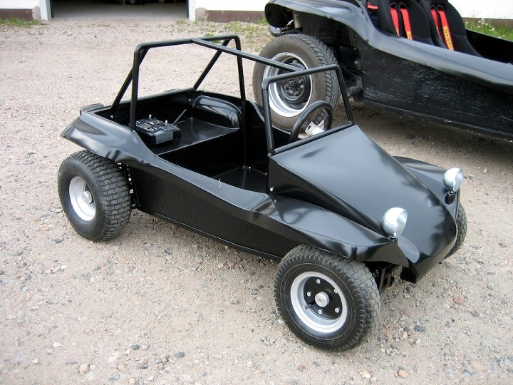 toy22 minibuggy miniblackRC06