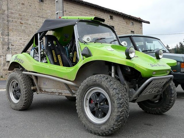int068 bab buggy green 01